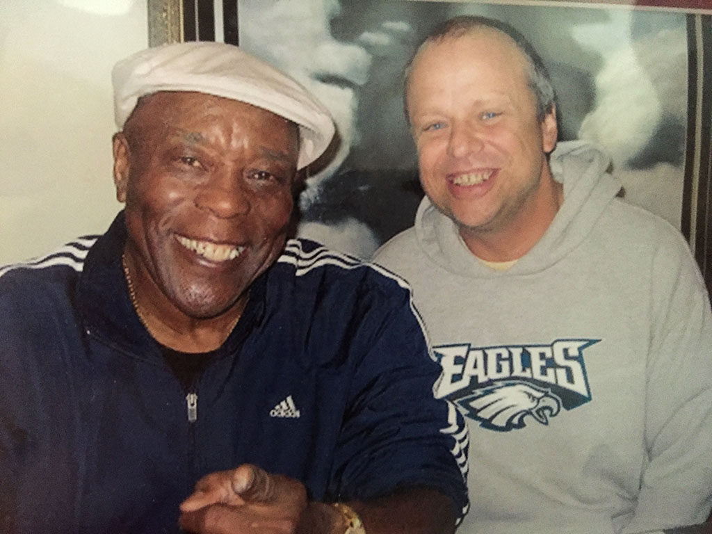 Buddy Guy with Little Buddy